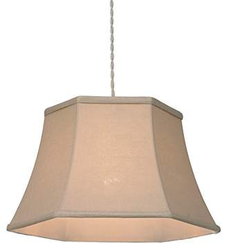 BEIGE Village At Home Eric Soft Shade, Polycotton,