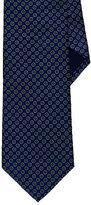 Ralph Lauren Purple Label Geometric Silk Narrow Tie