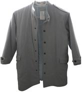 Christian Dior Blue Wool Jacket coat