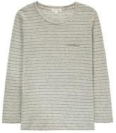 soeur Sale - Smile Striped T-Shirt