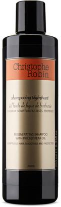 Christophe Robin Prickly Pear Oil Regenerating Shampoo, 250 mL