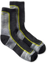 L.L. Bean Darn Tough Cushion Socks, Lightweight Micro-Crew