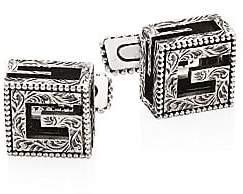 Gucci Men's G Cube Cufflinks