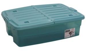 Taurus 10 Gallon Underbed Storage Organizer Tote