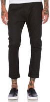 Zanerobe High Street Chino in Black. - size 30 (also in 32,34,36)