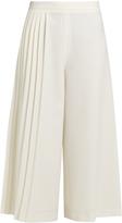 Osman Perfect 5 Madison half-pleated wool-twill trousers