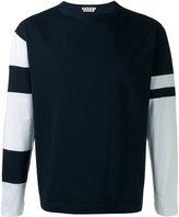 Marni boxy bi-colour t-shirt - men - Cotton - 46