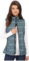 Roper Diamond Aztec Softshell Vest