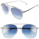 Wildfox Couture Women's Baroness Aviator Sunglasses