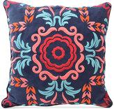 "Blissliving Home Viva Mexico 18"" Square Decorative Pillow"