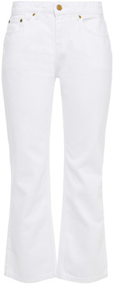 Victoria Victoria Beckham High-rise Kick-flare Jeans