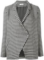 Roseanna houndstooth tweed jacket