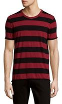 Zadig & Voltaire Striped Cotton Tee