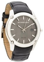 Burberry Herringbone Watch