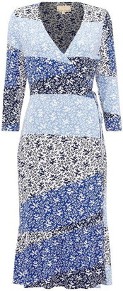 Phase Eight Peta Patch Print Dress