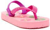 Puma Flower Flip Flop Sandal (Toddler)