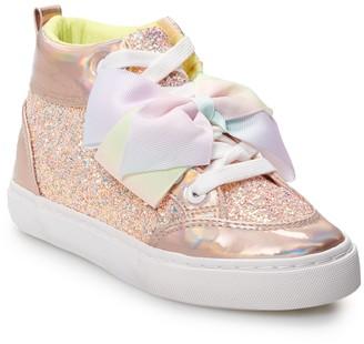 Jo-Jo JoJo Siwa Glitter Girls' High Top Shoes