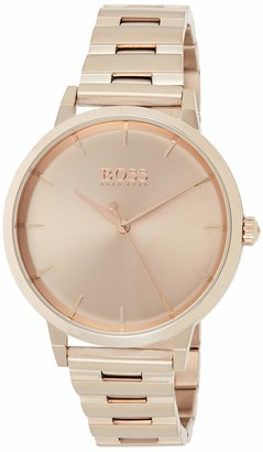 HUGO BOSS Women's Analogue Quartz Watch with Stainless Steel Strap 1502502