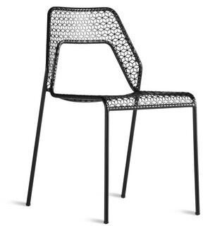 Ivy Bronx Orndorff Dining Chair Color: Black
