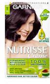 Garnier Nutrisse Cream Nourishing Permanent Hair Colour