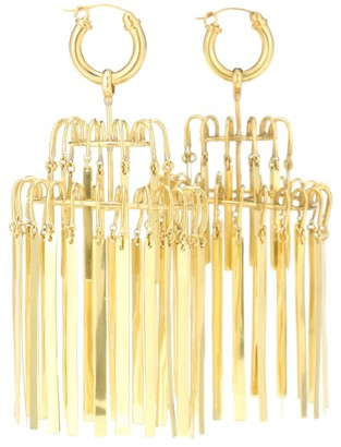 Ellery Veil XL Chandelier earrings