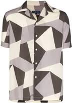 Frescobol Carioca Modernist short sleeve shirt
