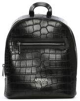 Armani Jeans Eco Leather Backpack