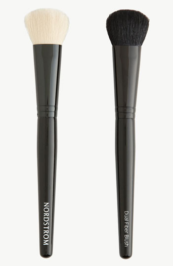 Nordstrom Dual Fiber Blush Brush
