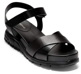 Cole Haan Zerogrand II Leather Sandal