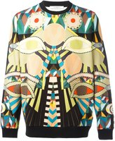 Givenchy Crazy Cleopatra printed sweatshirt - men - Cotton - XL