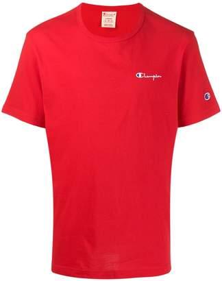 Champion contrast logo T-shirt