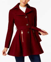 INC International Concepts Skirted Peacoat, Created for Macy's