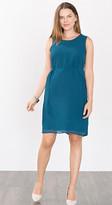 Esprit Delicate chiffon dress w sequins