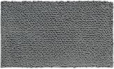 InterDesign Microfiber Frizz Bath Rug, 2 x 3-Inch