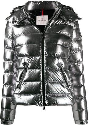 Moncler side pocket puffer jacket