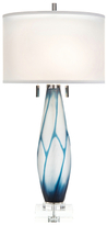 John-Richard Collection Geometric Table Lamp