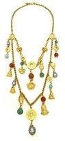 Ben-Amun Silk Road Dynasty Coin Necklace