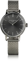 Locman 1960 Silver Stainless Steel Women's Watch