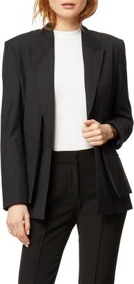 Habitual Kinley Cinched Vest Lined Blazer