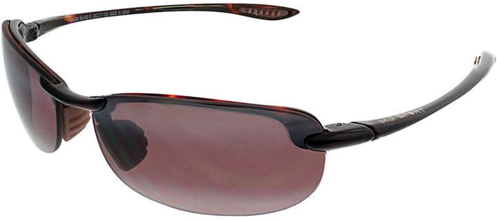 Maui Jim Unisex Makaha 64Mm Polarized Sunglasses