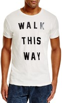 Sol Angeles Walk This Way Pocket Tee