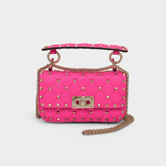 Valentino Rockstud Spike Mini Shoulder Bag