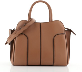 Tod's Sella Tote Leather Small
