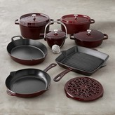 Staub Cast-Iron 12-Piece Cookware Set