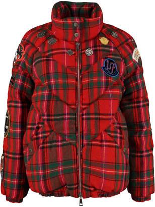 Moncler Aven Full Zip Padded Jacket