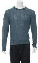 Gucci Cashmere-Blend Cable Knit Sweater