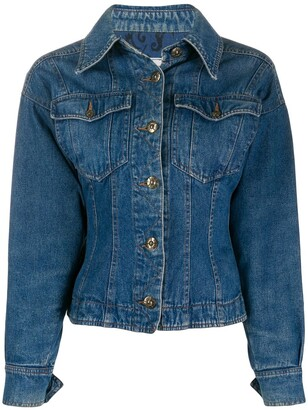 Fendi Pre-Owned 1990s Denim Jacket