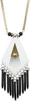 Topshop Diamond Shard Necklace