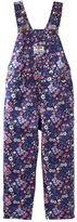 Osh Kosh Toddler Girl Floral Twill Overalls