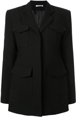Georgia Alice Jimmy open front jacket